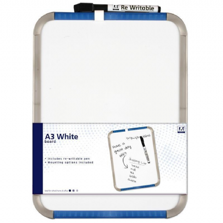 Anker A3 Hang Loop White Board with Pen